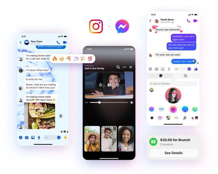 Facebook Messenger yeni bir logo ve yeni bir tasarıma kavuştu