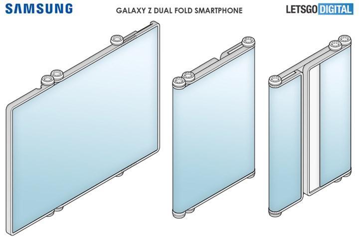 Samsung, telefon, tablet ve dizüstü bilgisayar olarak kullanılabilen bir cihaz geliştiriyor