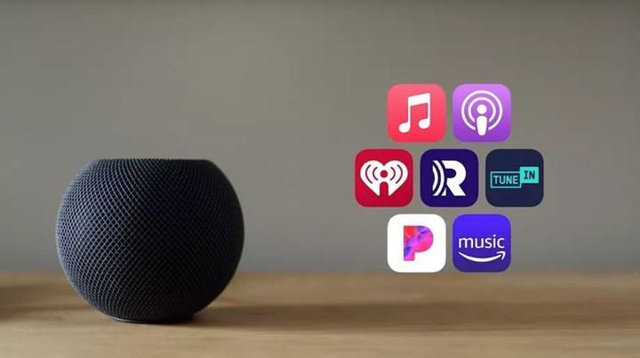 Apple'dan daha küçük ve daha ucuz akıllı hoparlör geldi: HomePod mini