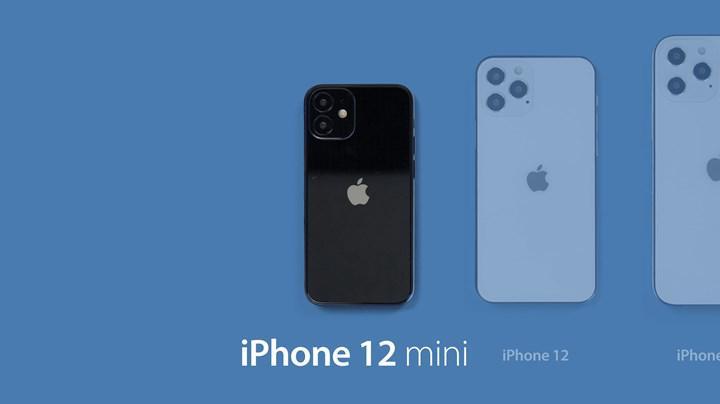 Kılıf çıkartmaları 'iPhone 12 mini' ismini onayladı