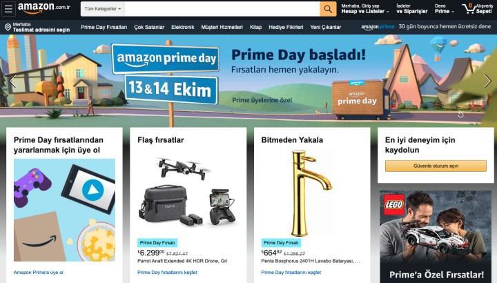 Amazon Prime Day'de ikinci günün düşen ilk fırsatları