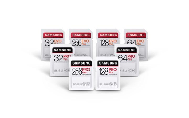 Samsung dayanıklılık odaklı SD kartlarını duyurdu