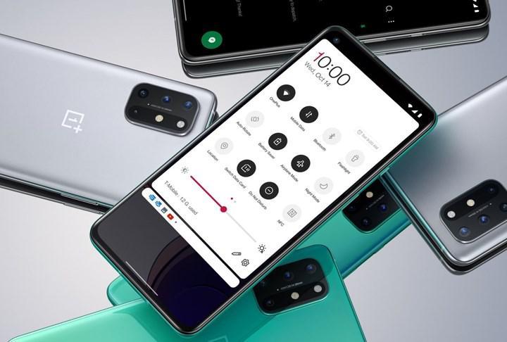 OnePlus 8T tanıtıldı: 120 Hz ekran, 65 W hızlı şarj, dörtlü arka kamera kurulumu ve daha fazlası