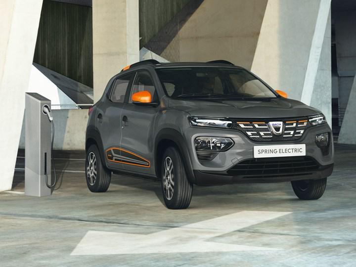 Yeni Dacia Spring, Avrupa'nın en ucuz elektrikli otomobili olmaya geldi