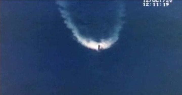 Görünmez Yunan Denizaltısını Türk Silahlı Kuvvetlerinin anbean takip ettiği ortaya çıktı
