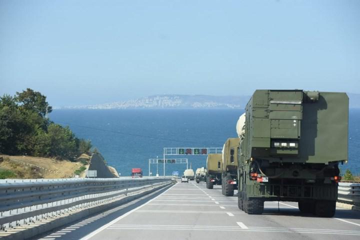 S-400'lerin bugün test edilmesi bekleniyor