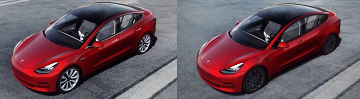 2021 Tesla Model 3, menzil ve performans artışıyla geldi
