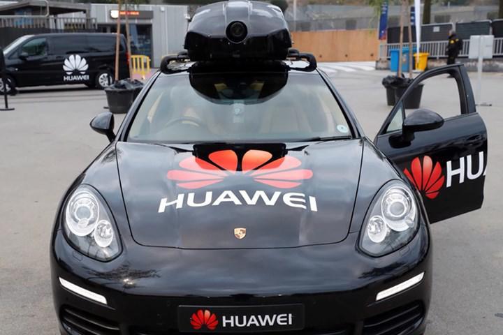Akıllı telefon pazarındaki konumu riske giren Huawei, otomobiller için teknoloji geliştirecek