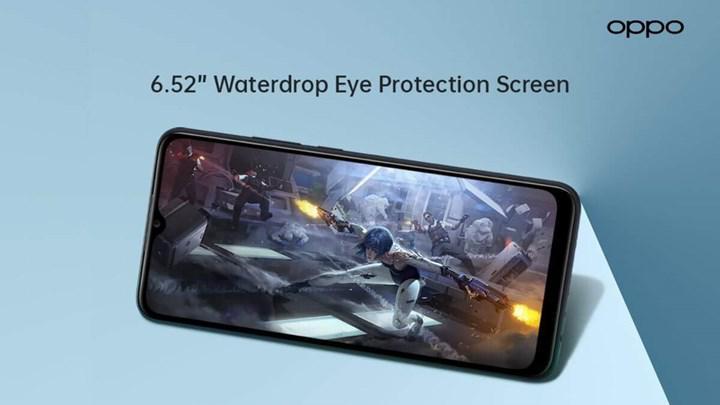 Oppo A15 tanıtıldı: İşte özellikleri ve fiyatı