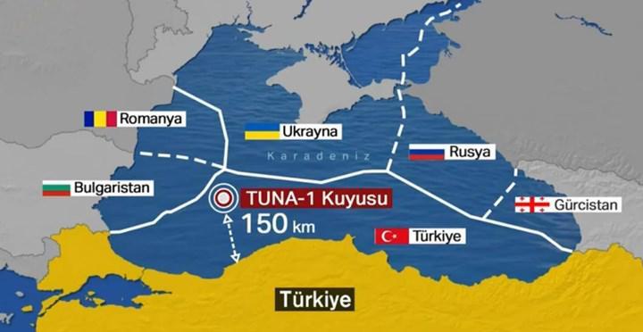 Cumhurbaşkanı Erdoğan, keşfedilen yeni doğal gaz rezervi miktarını açıkladı