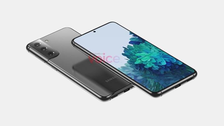 Samsung Galaxy S21'den ilk görüntüler geldi: İşte yeni tasarım