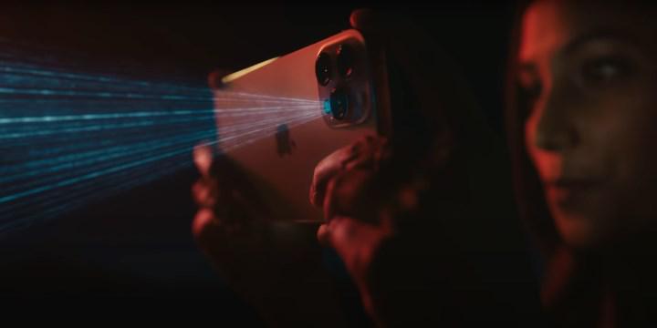 NASA'nın Mars'a iniş için kullandığı LiDAR tarayıcı iPhone 12 Pro'da ne arıyor?