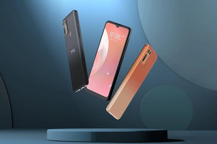 HTC Desire 20+ tanıtıldı: Snapdragon 720G, 48MP ana sensör, 5000mAh kapasiteli batarya
