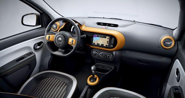 Renault, kompakt elektriklisi Twingo Electric'in yeni fotoğraflarını paylaştı