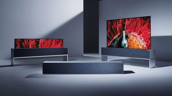 Dünyanın ilk katlanabilir TV'si LG Signature OLED TV R, fiyatıyla dudak uçuklatıyor