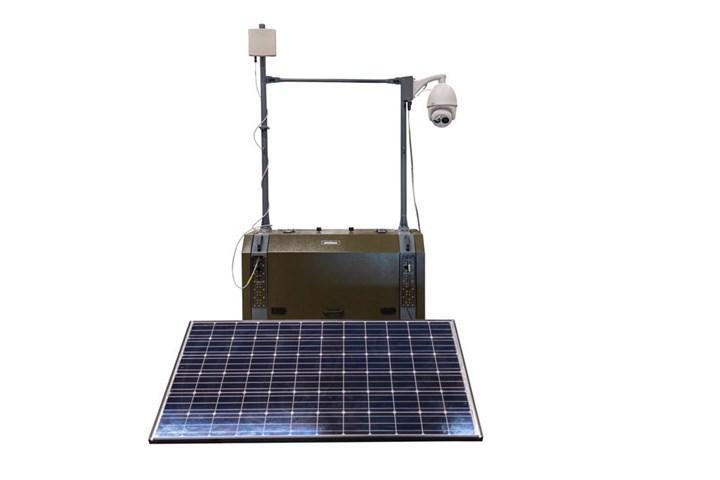 Mobil enerji üretim ve depolama sistemleri TSK'nın hizmetinde