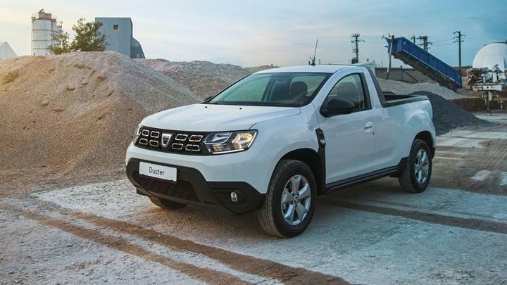 Yeni Dacia Duster pickup satışa sunulmaya hazır: İşte detaylar