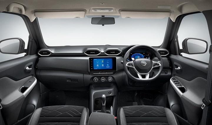 2021 Nissan Magnite, üretime hazır gövdesiyle karşınızda