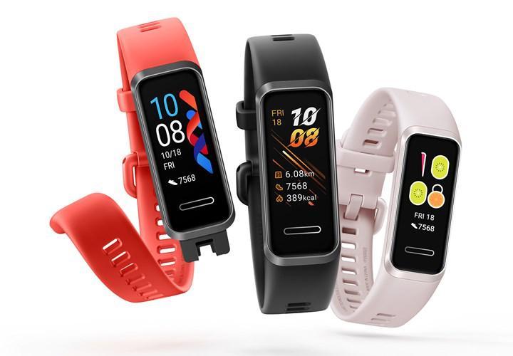Huawei Band 4 yeni özellikler kazandı