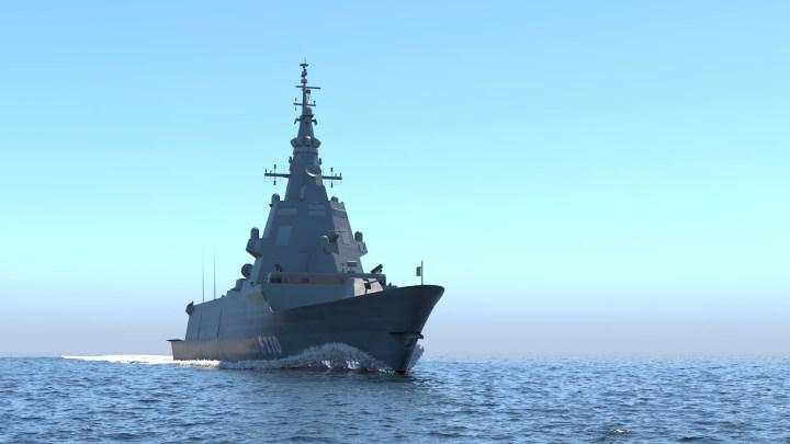 İspanya Donanmasının yeni fırkateynleri SPY-7 radarını kullanacak