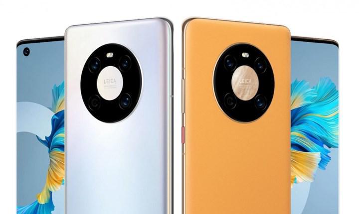Huawei Mate 40 tanıtıldı: Kirin 9000E işlemci, OLED ekran, 4.200 mAh pil