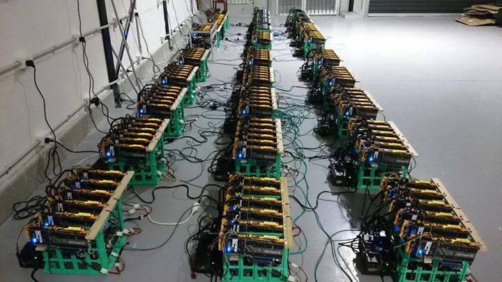 AMD kripto madenciliğine yönelik Navi 10 hazırlığında