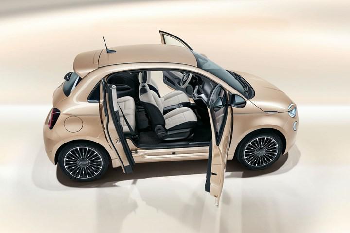 Yeni Fiat 500 3+1, ailenin en pratik üyesi olmaya geldi