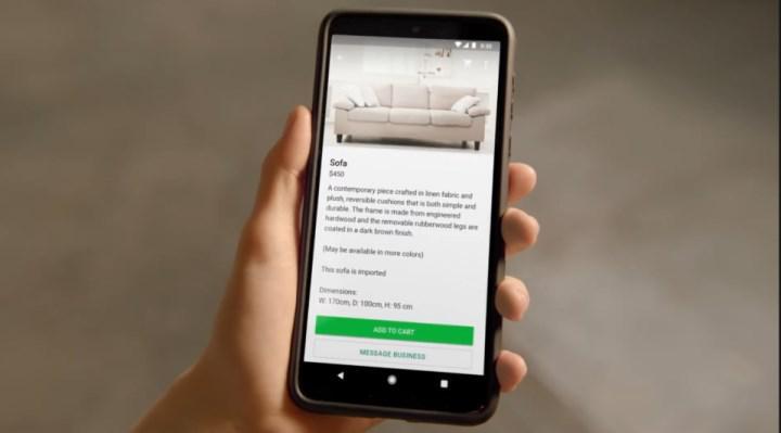 WhatsApp, doğrudan uygulama üzerinden alışveriş yapmaya olanak tanıyor