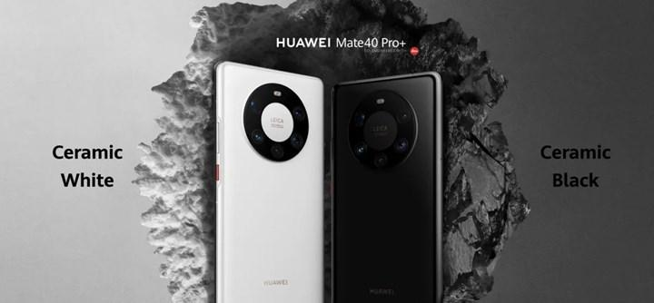 Huawei'den iddialı açıklama: Mate 40 serisi 3 yıl donmadan kullanılabilir