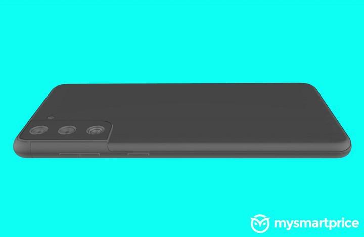 Samsung Galaxy S21+ modelinin CAD çizimleri ortaya çıktı