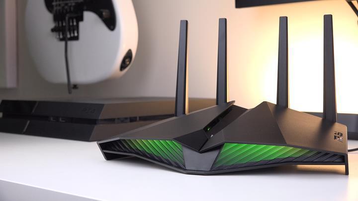 Gördüğüm en iyi router tasarımı