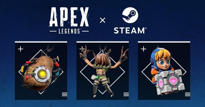 Apex Legends gelecek ay Steam mağazasında