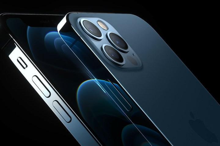 iPhone 12 Pro'da