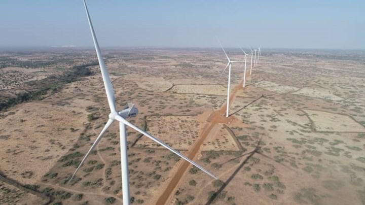 Türkiye, rüzgâr türbini ekipmanı üretiminde Avrupa'da 5. sırada yer aldı