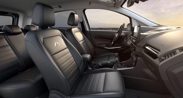 Ford EcoSport Active'in tasarımı sızdırıldı