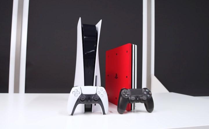 PS5 kutusundan çıkıyor: 'Devasa' konsol tüm ihtişamıyla masada