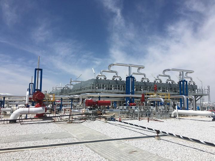 """Bakan Dönmez: """"Tuz Gölü Doğal Gaz Yer Altı Depolama Projesi'nde önemli aşama kaydettik"""""""