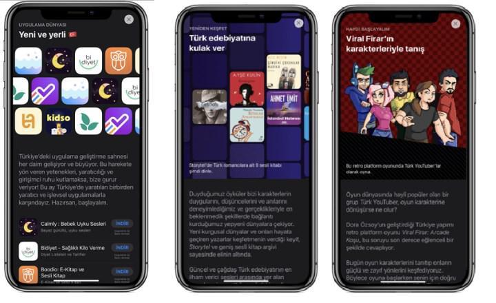 29 Ekim coşkusu App Store ve Apple Music'te kutlanıyor