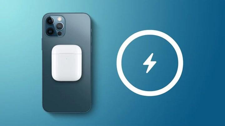 iPhone 12 serisi gelecekte ters kablosuz şarjı destekleyebilir