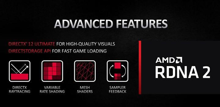 AMD'nin Ray Tracing ve DLSS'e rakip teknolojileri, ilk destekleyecek oyunlar