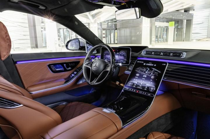 Mercedes aracınız ile Samsung akıllı cihazlarına komut verebileceksiniz