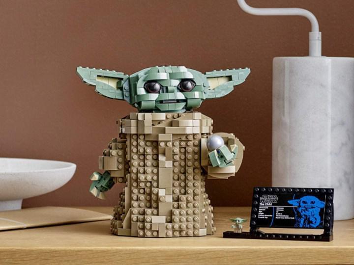 The Mandalorian yeni sezonunu LEGO Baby Yoda seti ile karşılayın
