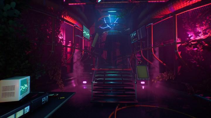 Cyberpunk bir evrende geçen Türk yapımı oyun 'Transient' çıktı