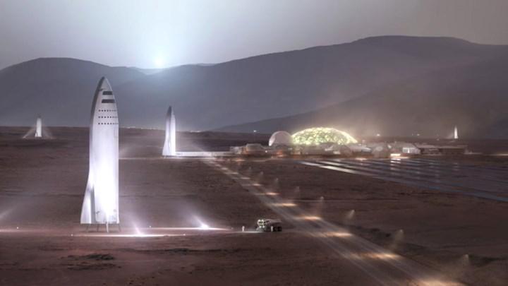 Elon Musk, 'Mars bağımsızdır' dedi: Kendi ülkesini mi kuracak?