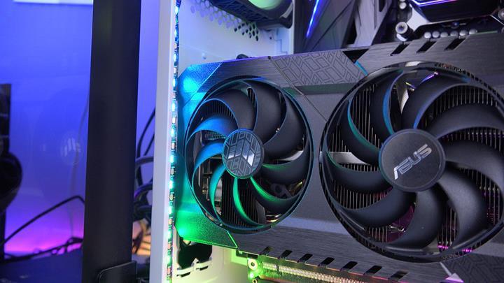 TUF alınır mı? 'Asus TUF Gaming RTX3070 incelemesi'