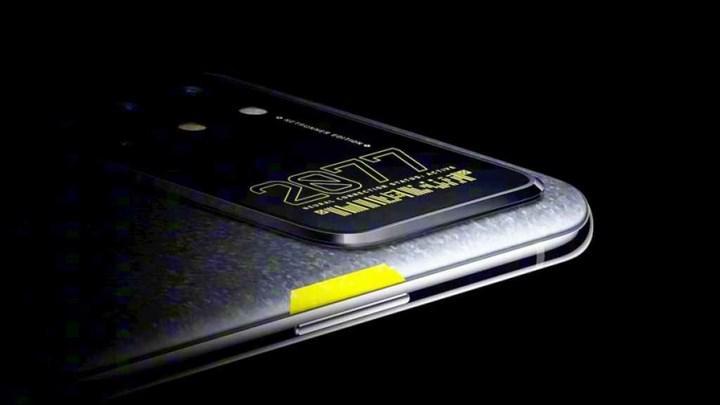 OnePlus 8T'nin Cyberpunk 2077'ye özel sürümü geliyor: Oyundan önce telefon gelecek