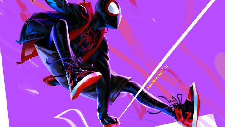 Marvel's Spider-Man: Miles Morales'i ön sipariş verenlere 'Spider-Man: Into the Spider-Verse' kostümü verilecek