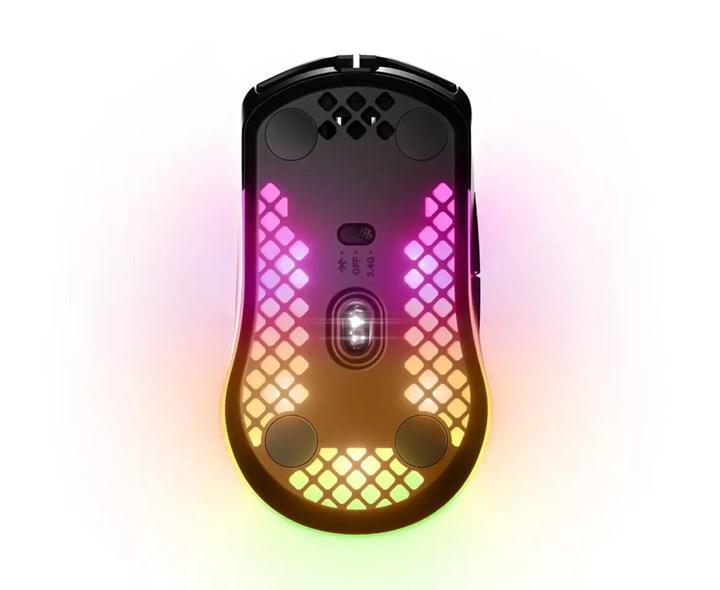 SteelSeries yeni Aerox 3 oyuncu farelerini tanıttı