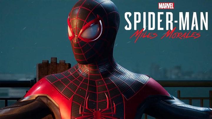 Marvel's Spider-Man: Miles Morales'in PlayStation 5'teki yükleme süresini gösteren bir video paylaşıldı