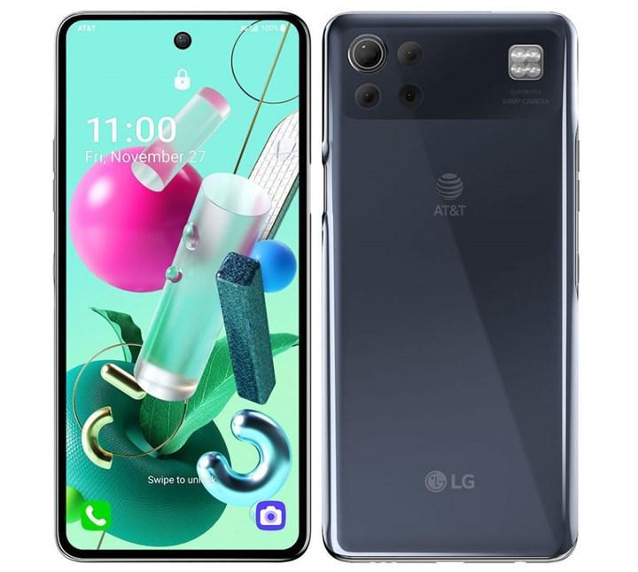 LG'den 5G destekli yeni telefon: K92 5G